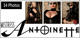 Black Rubber Dominatrix - Niteflirt PTV