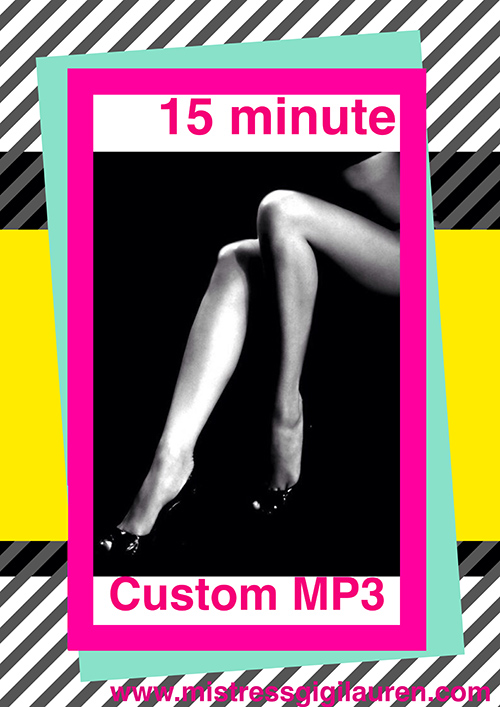 15 Minute Custom Mp3